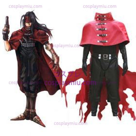 Final Fantasy Vii Vincent Valentine Men Trajes Cosplay