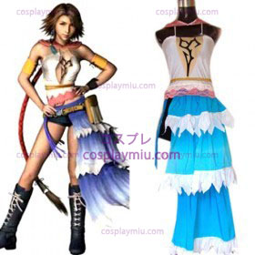 Final Fantasy Xii Yuna Trajes Cosplay cheap sale