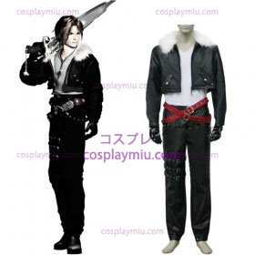 Final Fantasy Viii Squall Men Trajes Cosplay