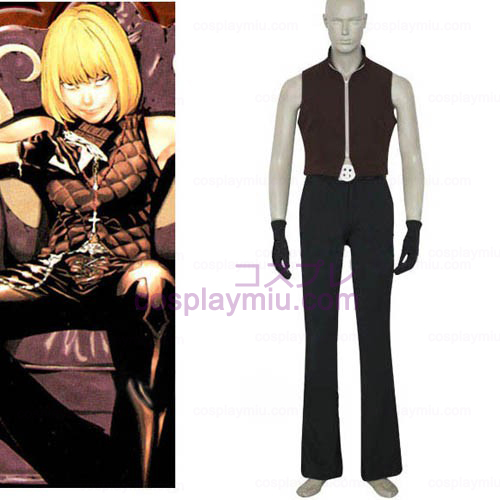 Death Note Mello Trajes Cosplay