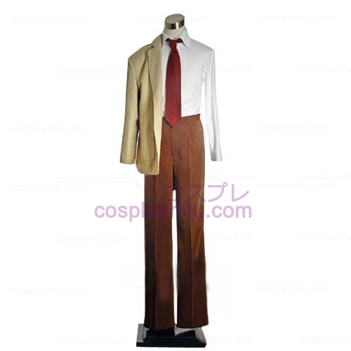 Death Note Light Yagami Trajes Cosplay