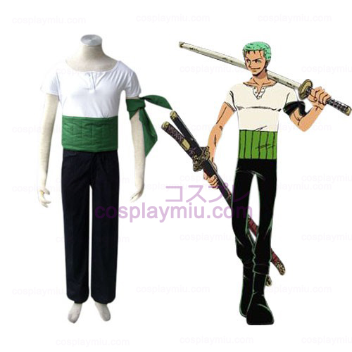 One Piece Roronoa Zoro Trajes Cosplay