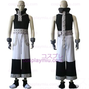 Soul Eater Negro Star Trajes Cosplay For Men