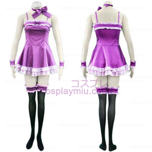 Vampire Knight Yuuki Cross Evening Vestidos Cosplay