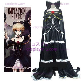 Vocaloid Imitation Negro Trajes Cosplay