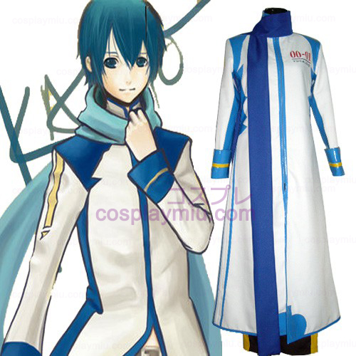 Vocaloid Kaito Trajes Cosplay