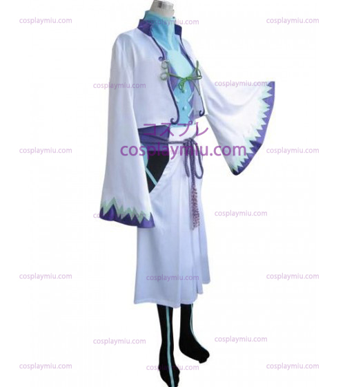 Vocaloid Kamui Gackpoid Trajes Cosplay - White Edition