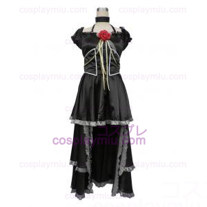 K-ON!! Kagamine Rin Trajes Cosplay