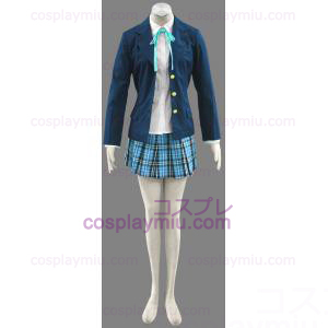 The First K-ON! Takara High School Girl Uniform Trajes Cosplay