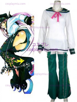 Air Gear Simca Halloween Mujeres Trajes Cosplay