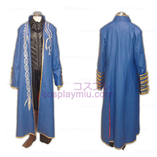 Devil May Cry III Vergil Trajes Cosplay