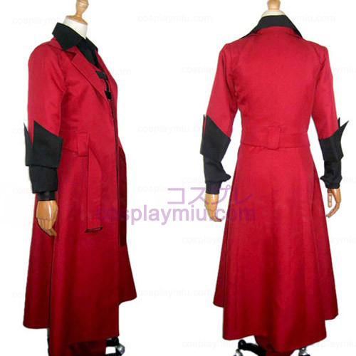 Devil May Cry Dante Trajes Cosplay