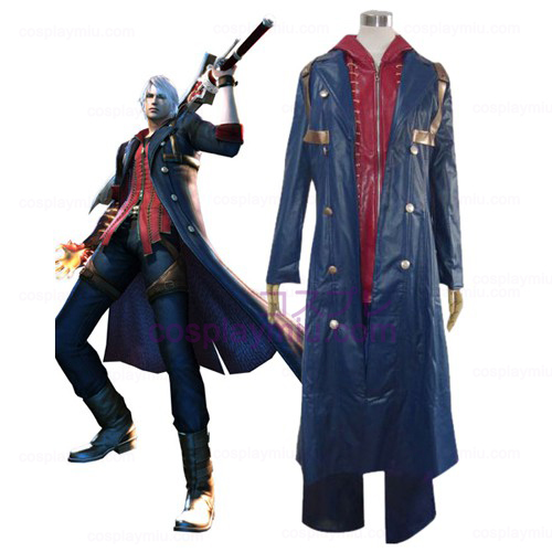 Devil May Cry 4 Nero Trajes Cosplay