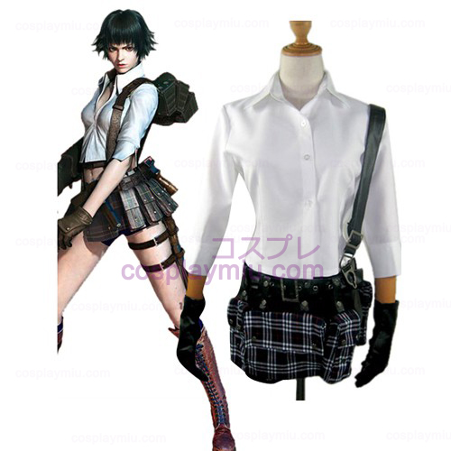 Devil May Cry 3 Dante's Awakening Trajes Cosplay
