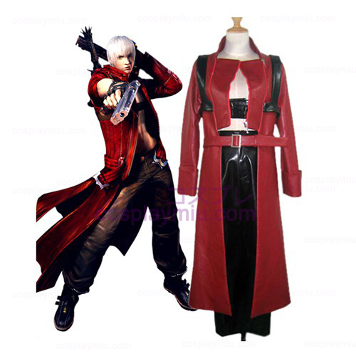 Devil May Cry 3 Dante Trajes Cosplay