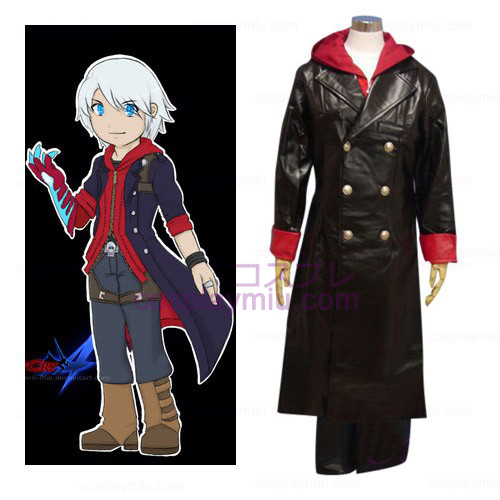 Devil May Cry Nero Trajes Cosplay