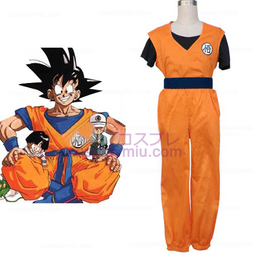 Wonderful Dragon Ball Trajes Cosplay