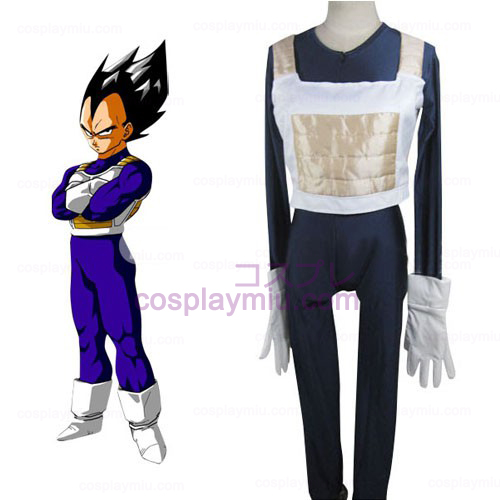 Dragon Ball Vegeta Battle Vestidos Trajes Cosplay