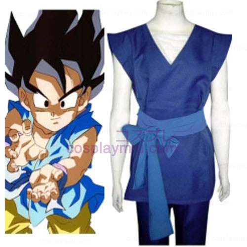 Dragon Ball Son Gohan Trajes Cosplay