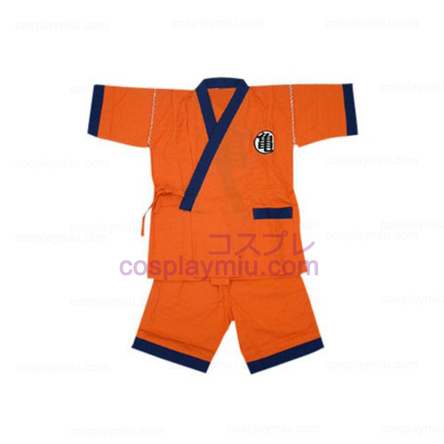 Dragon Ball Practice Suit Trajes Cosplay
