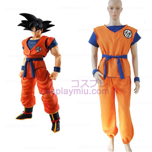 Dragon Ball Cotton Disfraces