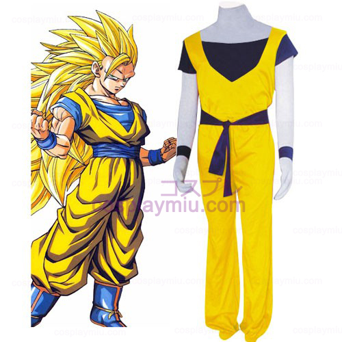 Dragon Ball Cotton Trajes Cosplay