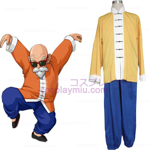 Dragon Ball Trajes Cosplay