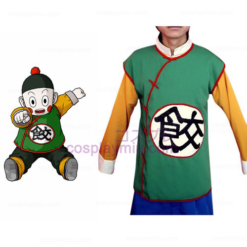 Dragon Ball Chiao-tzu Trajes Cosplay
