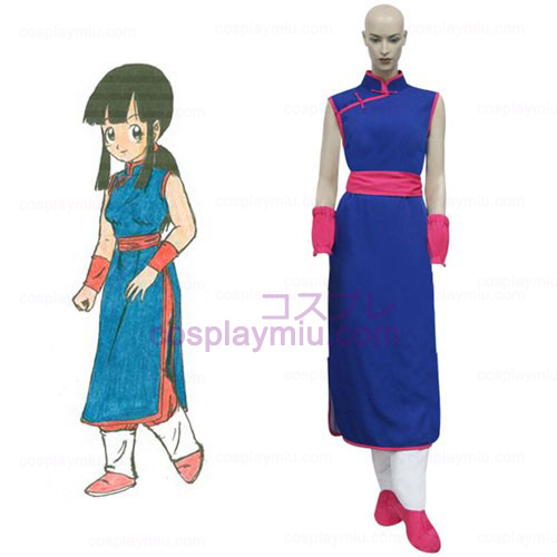 Dragon Ball Chi Chi Trajes Cosplay