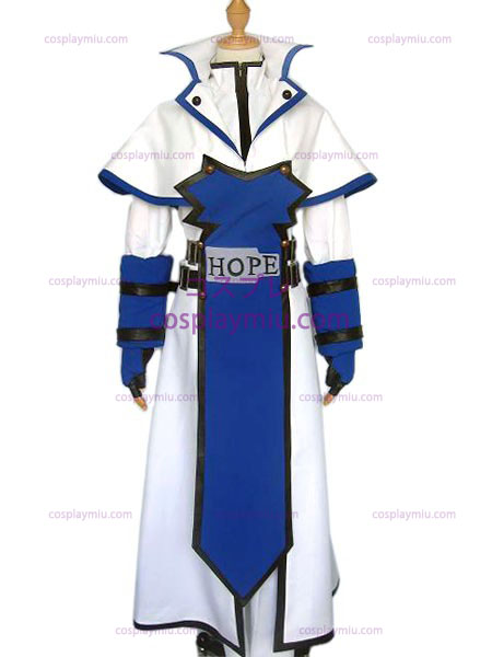Guilty Gear Kai Kiske Trajes Cosplay
