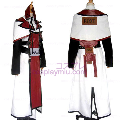Guilty Gear XX Order Sol Badguy Trajes Cosplay