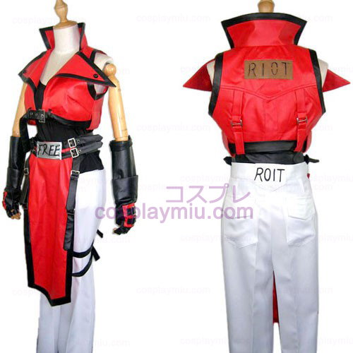 Guilty Gear Sol Badguy Trajes Cosplay