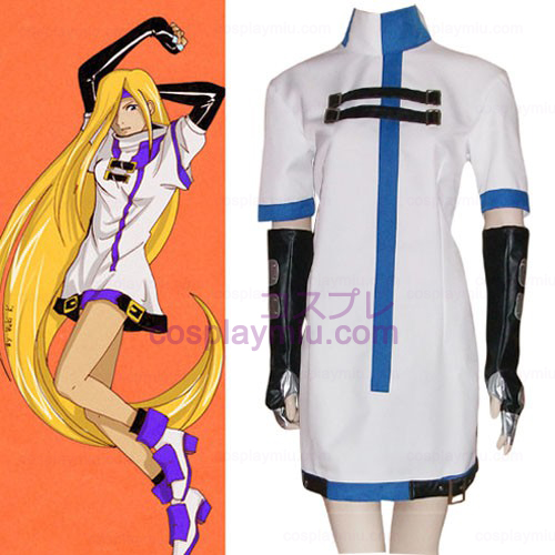 Guilty Gear Millia Rage Trajes Cosplay