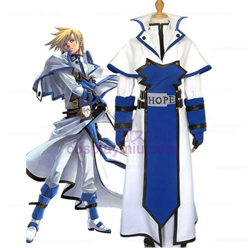 Guilty Gear Ky Kiske Trajes Cosplay